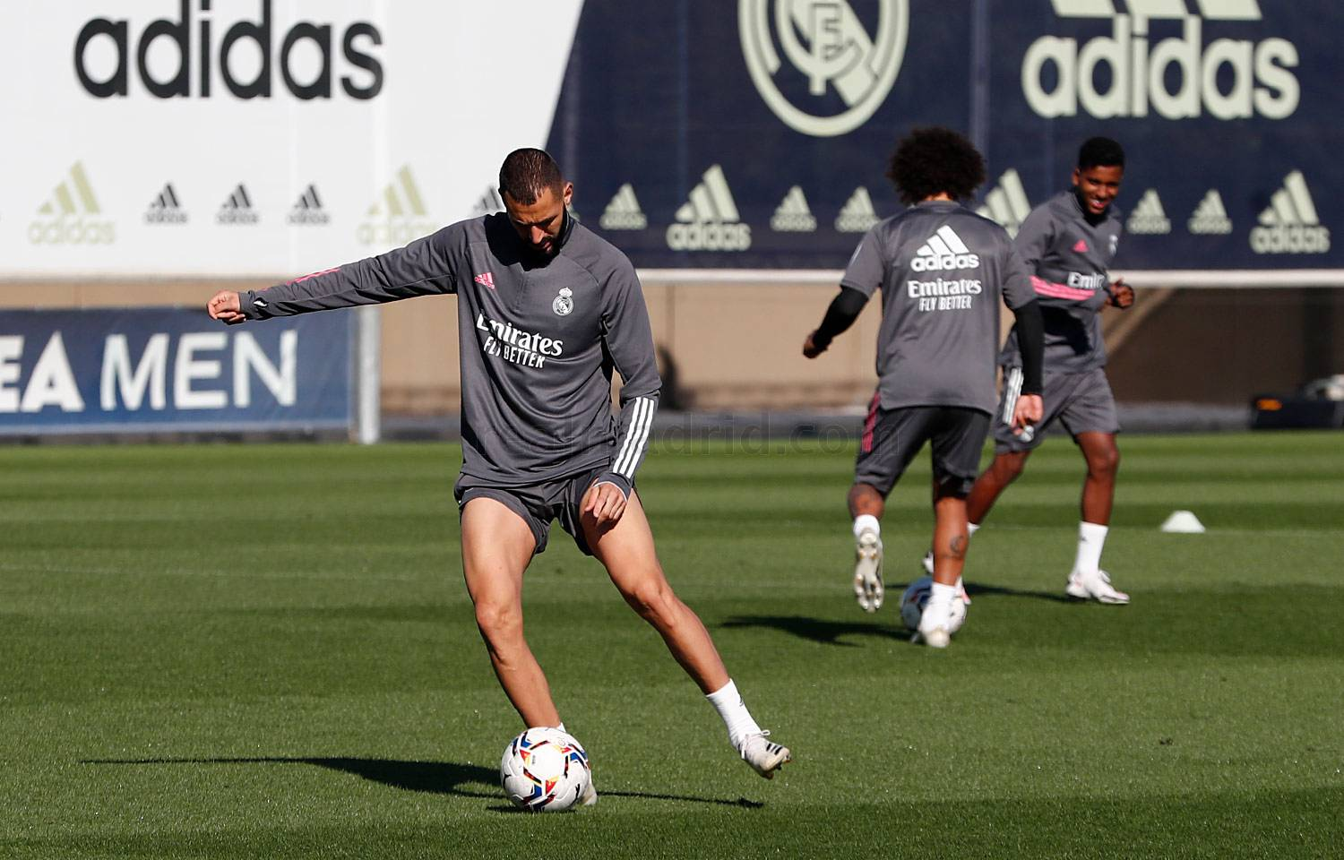Real Madrid - Entrenamiento del Real Madrid  - 28-09-2020
