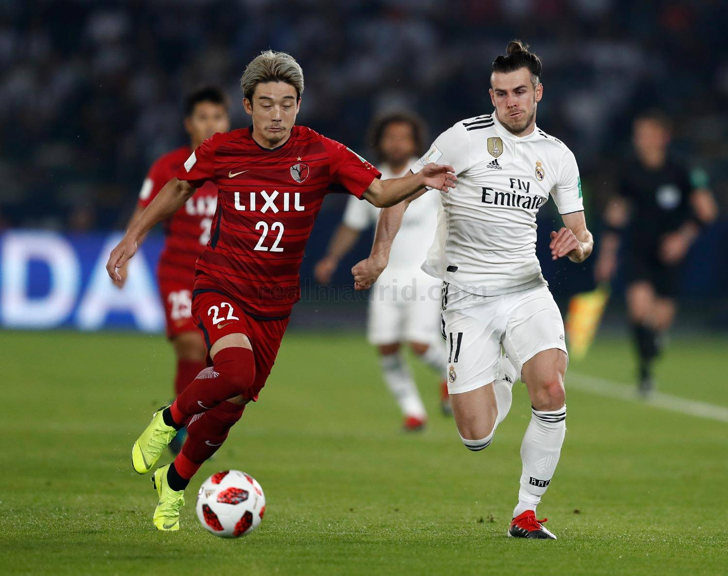 Real Madrid - Kashima Antlers - Real Madrid - 19-12-2018