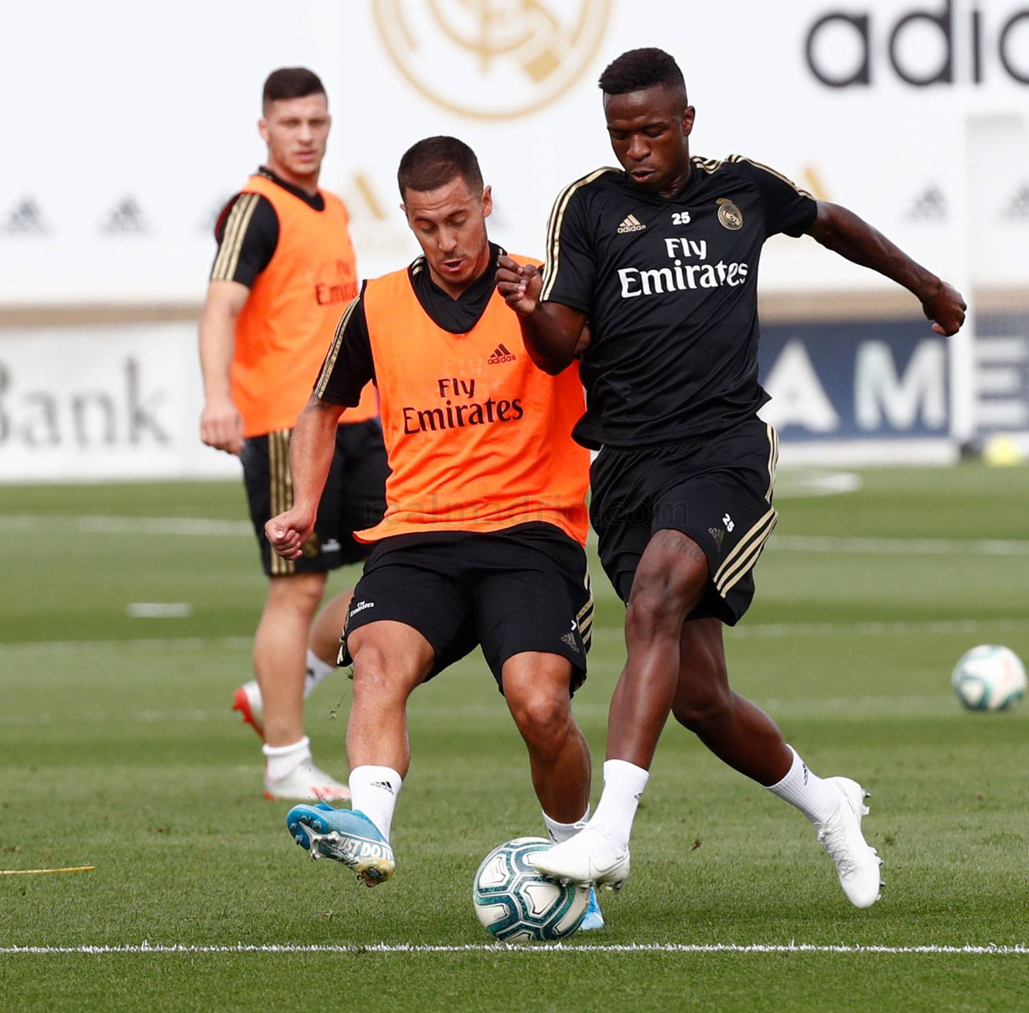 Real Madrid - Entrenamiento del Real Madrid  - 20-09-2019