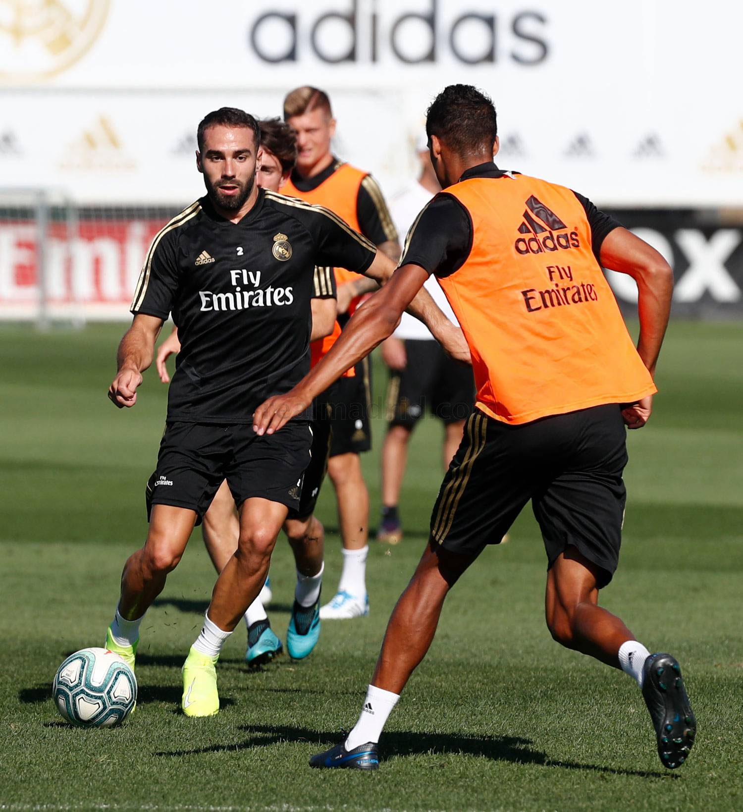 Real Madrid - Entrenamiento del Real Madrid  - 16-08-2019