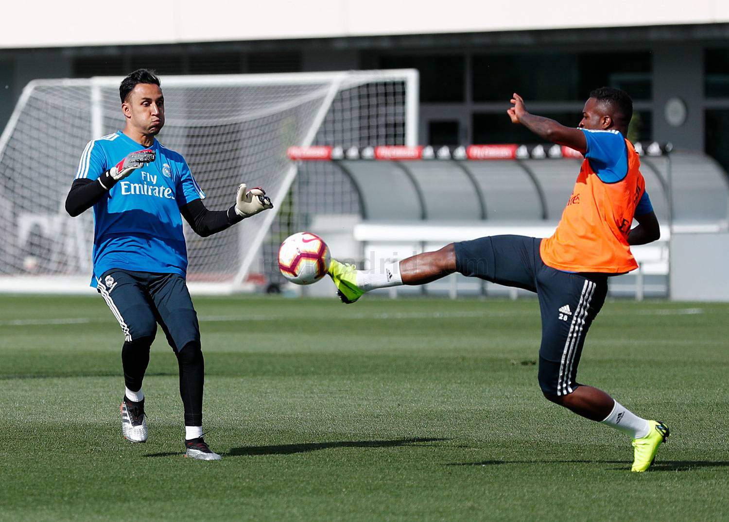 Real Madrid - Entrenamiento del Real Madrid - 07-05-2019