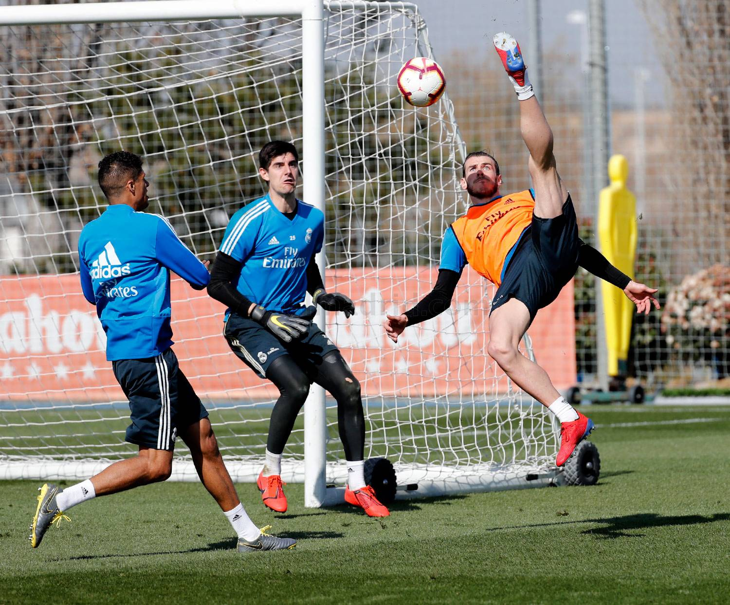 Real Madrid - Entrenamiento del Real Madrid - 21-02-2019