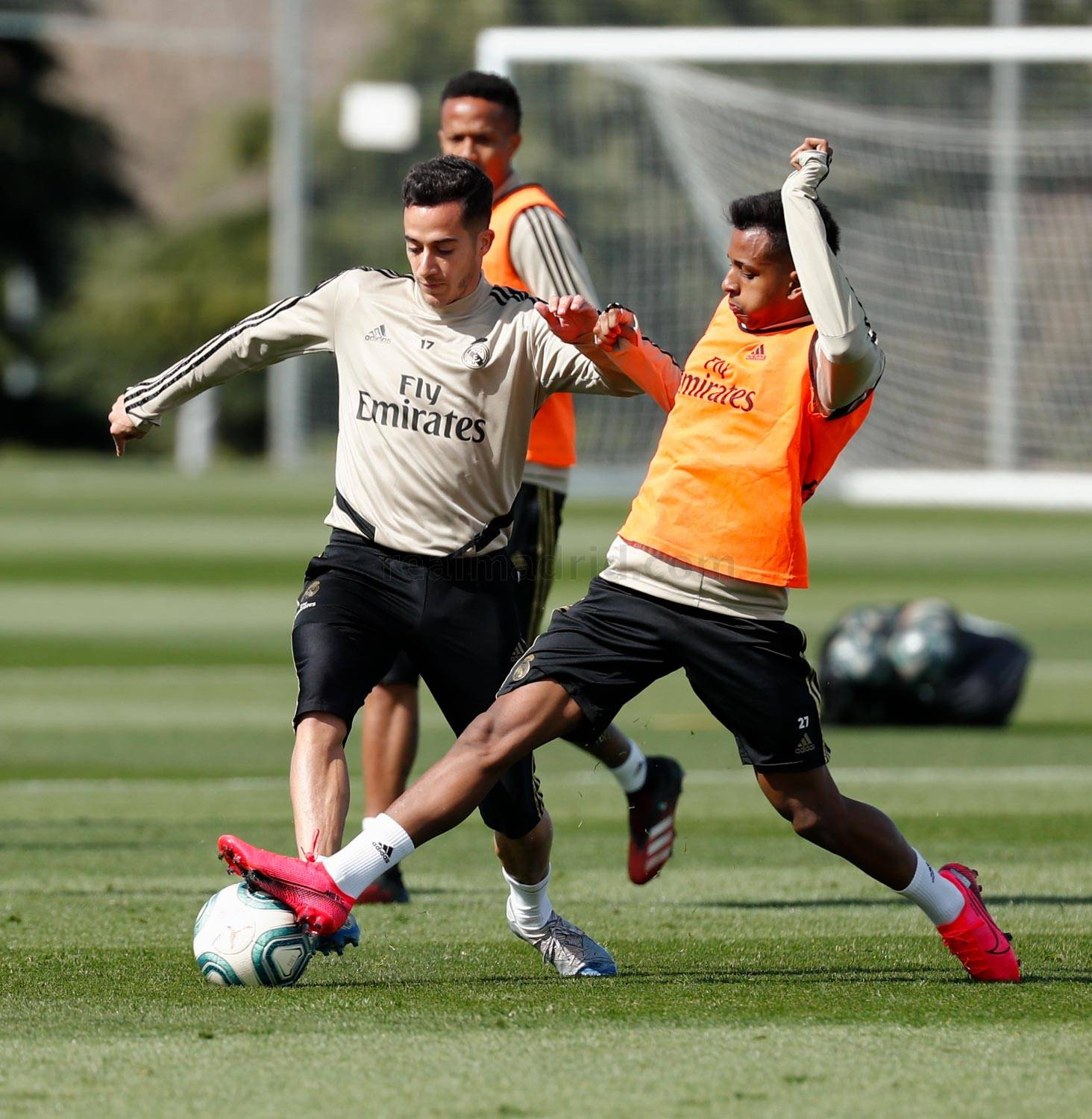 Real Madrid - Entrenamiento del Real Madrid  - 04-03-2020