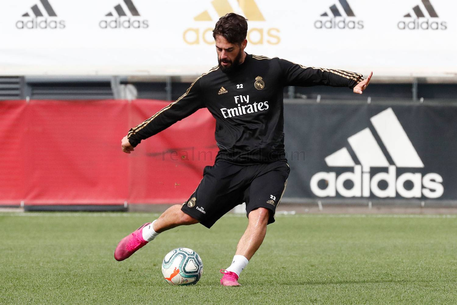 Real Madrid - Entrenamiento del Real Madrid  - 21-09-2019