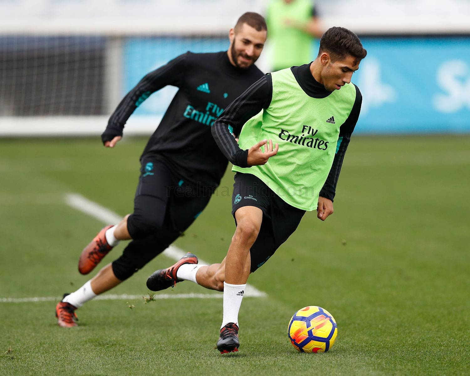 Real Madrid - Entrenamiento del Real Madrid - 04-11-2017