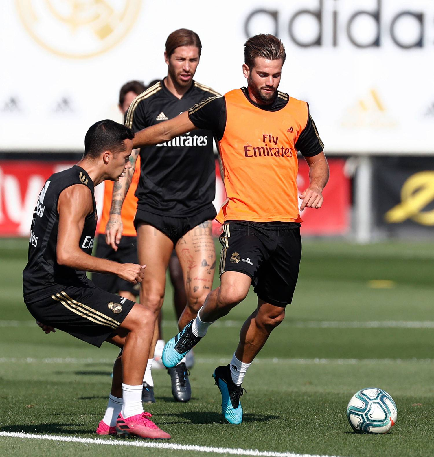 Real Madrid - Entrenamiento del Real Madrid  - 27-08-2019