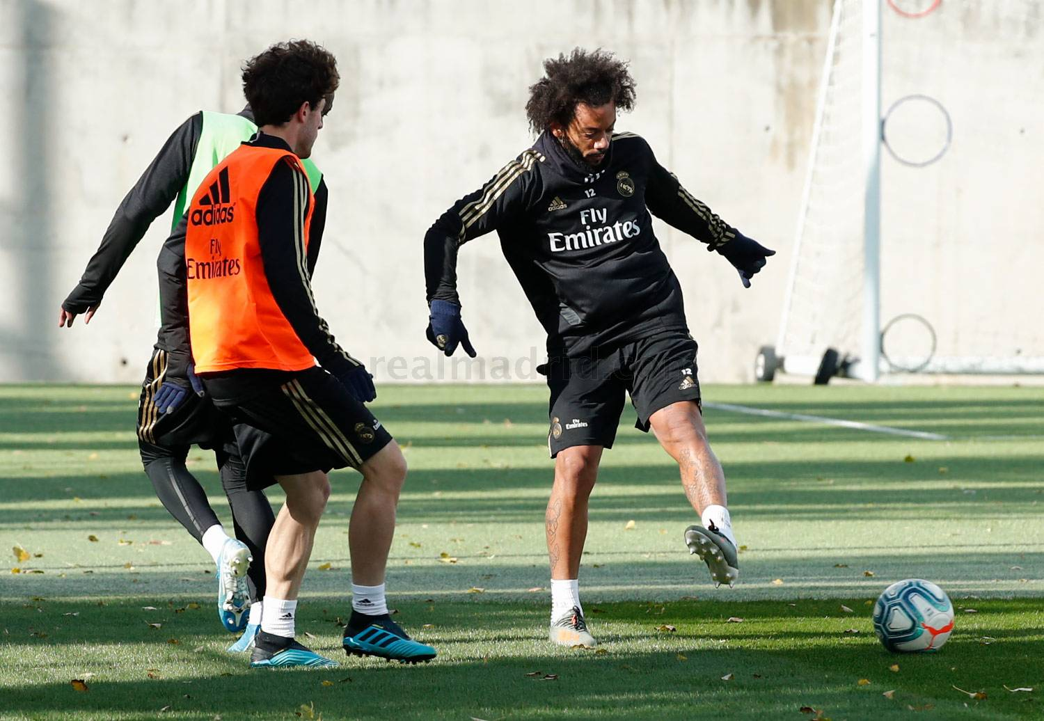 Real Madrid - Entrenamiento del Real Madrid  - 14-11-2019