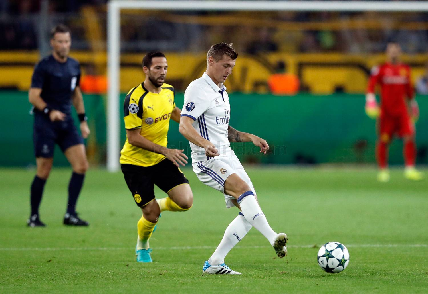 Borussia Dortmund - Real Madrid