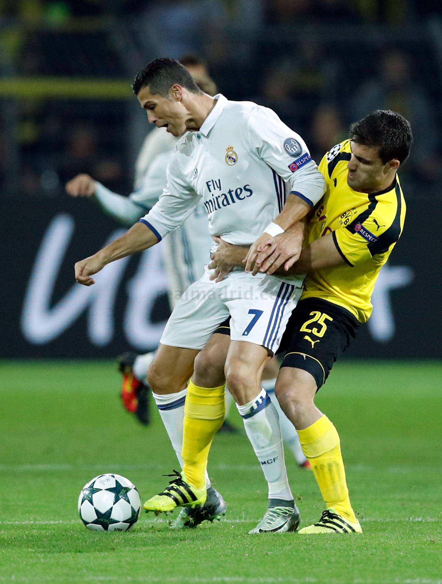 Real Madrid - Borussia Dortmund - Real Madrid - 27-09-2016