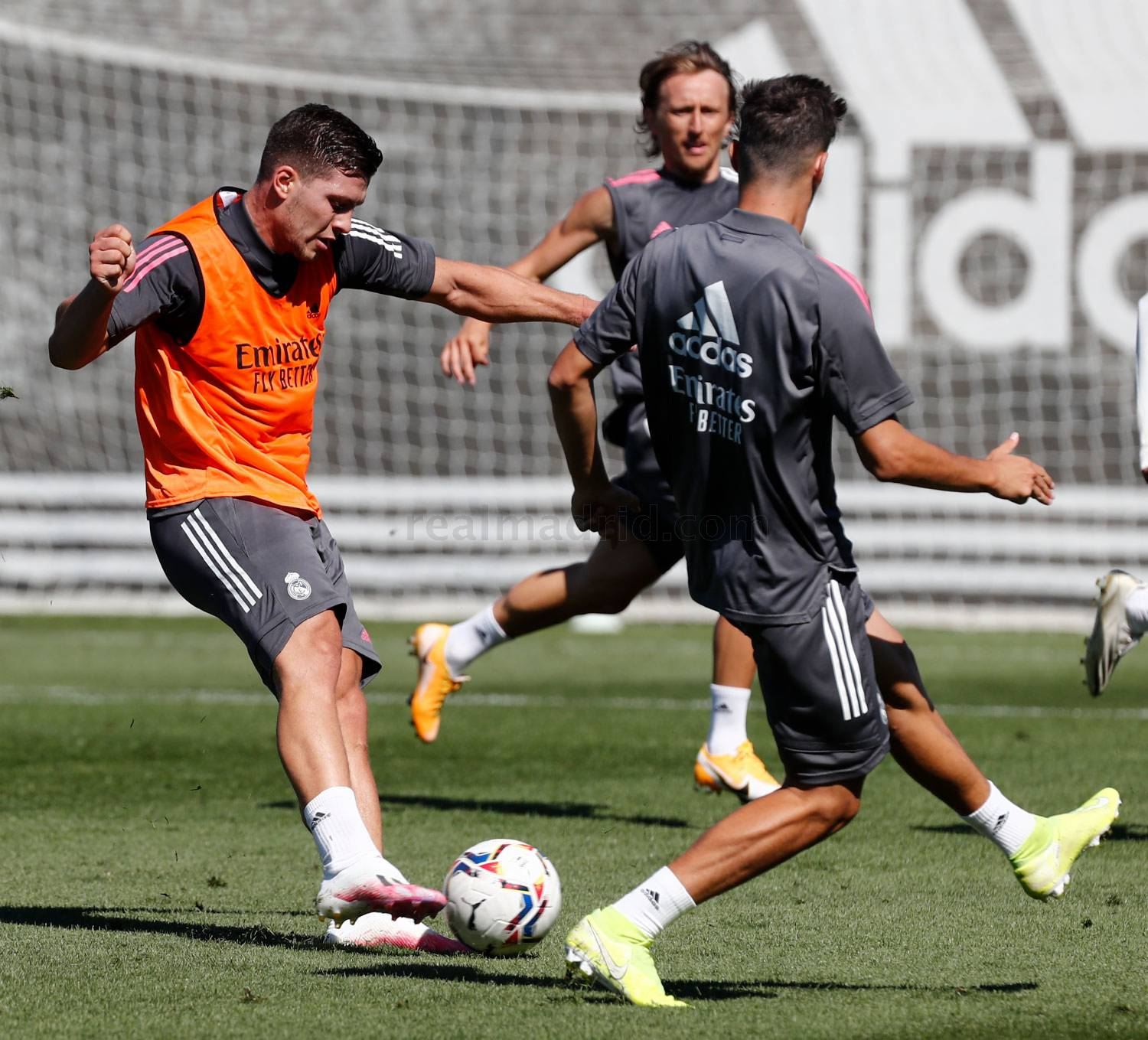 Real Madrid - Entrenamiento del Real Madrid  - 09-09-2020
