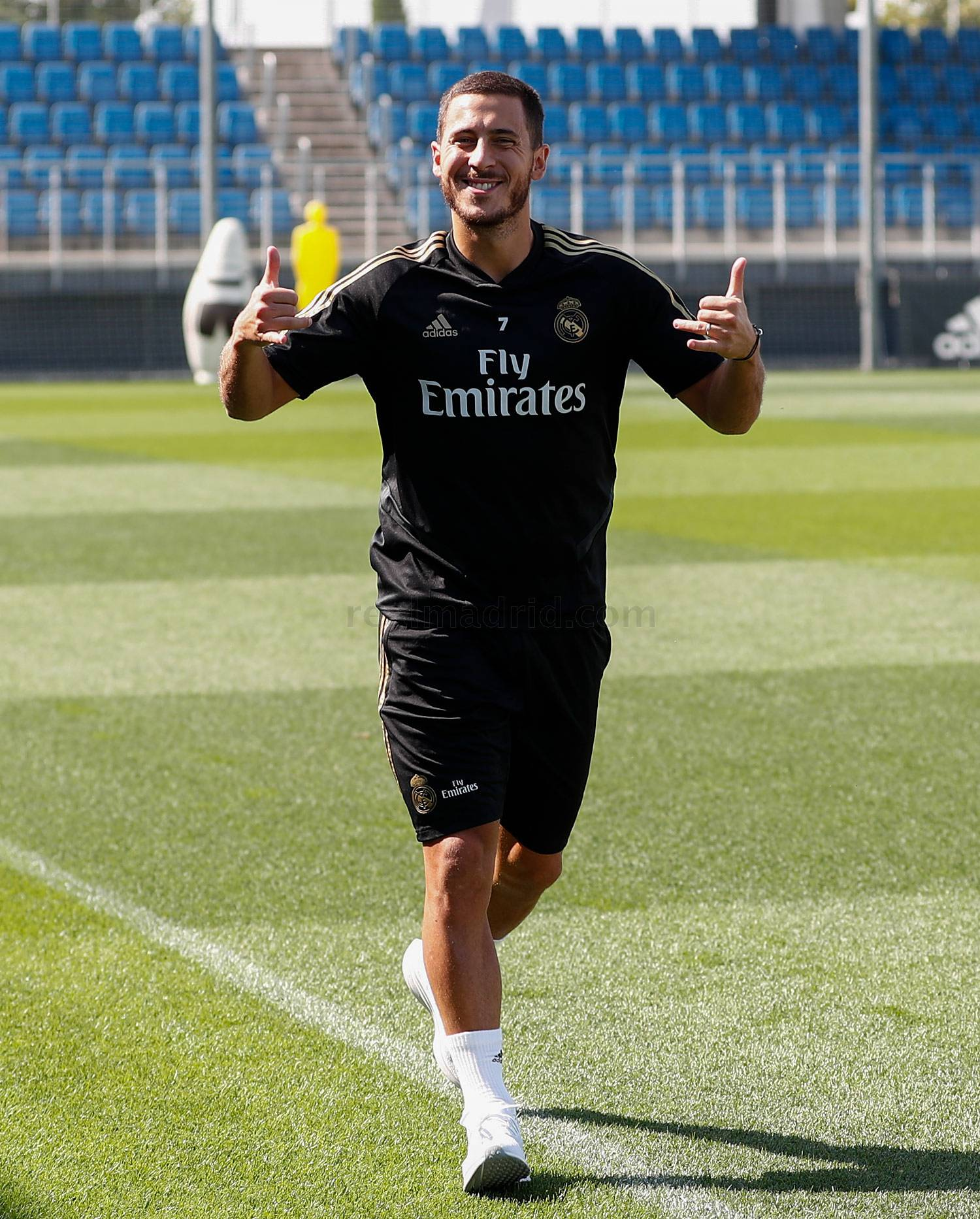 Real Madrid - Entrenamiento del Real Madrid  - 30-08-2019