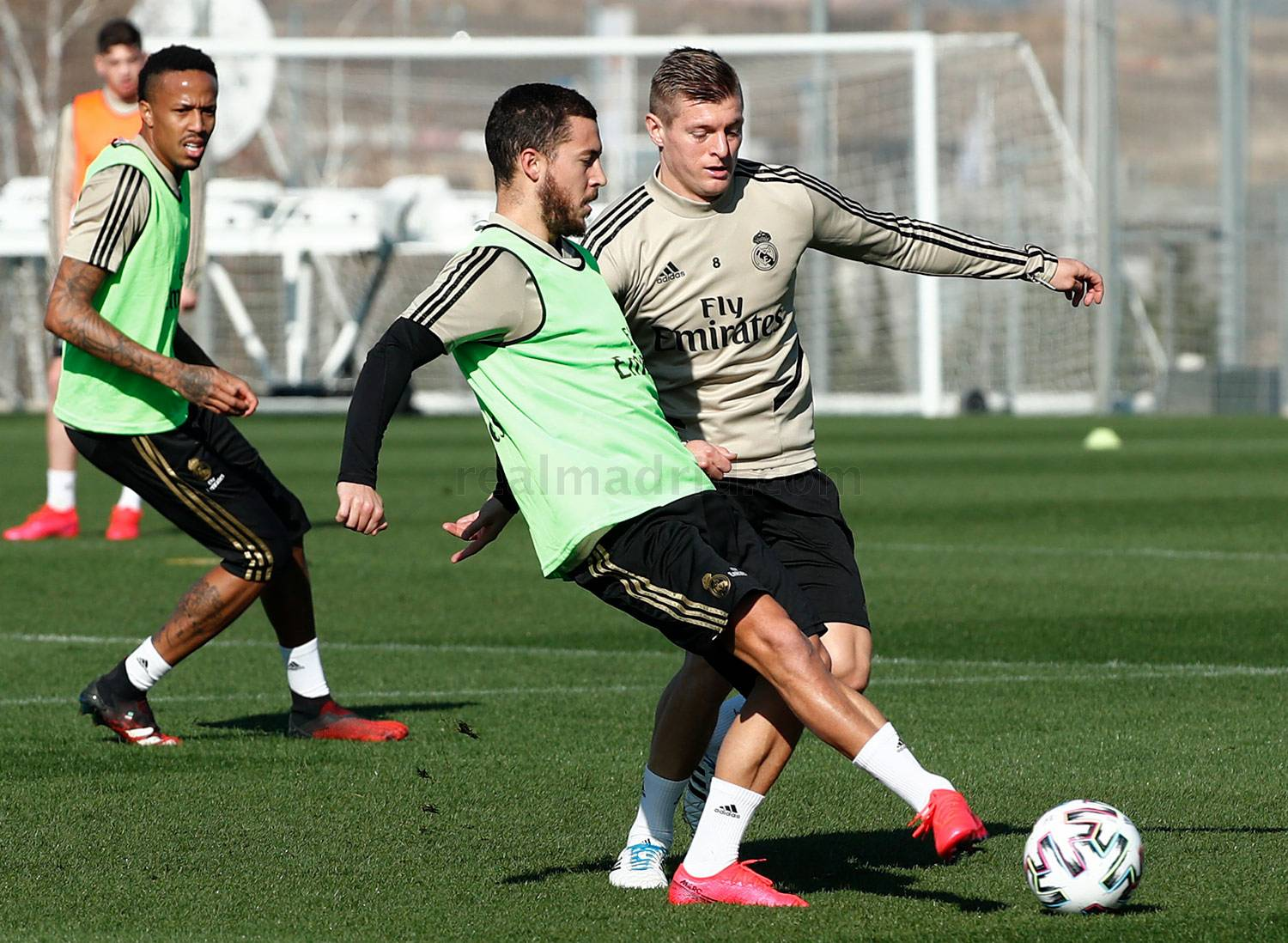 Real Madrid - Entrenamiento del Real Madrid  - 04-02-2020