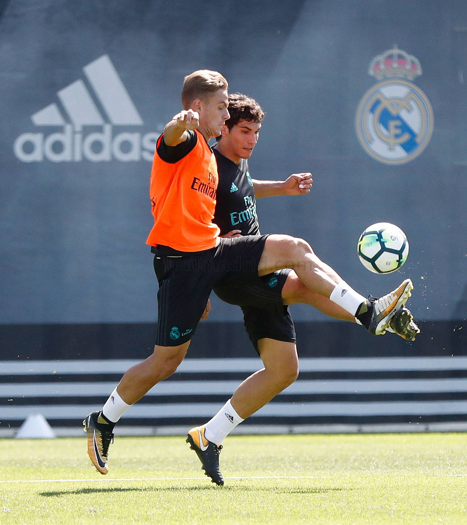 Real Madrid - Entrenamiento del Real Madrid - 31-08-2017