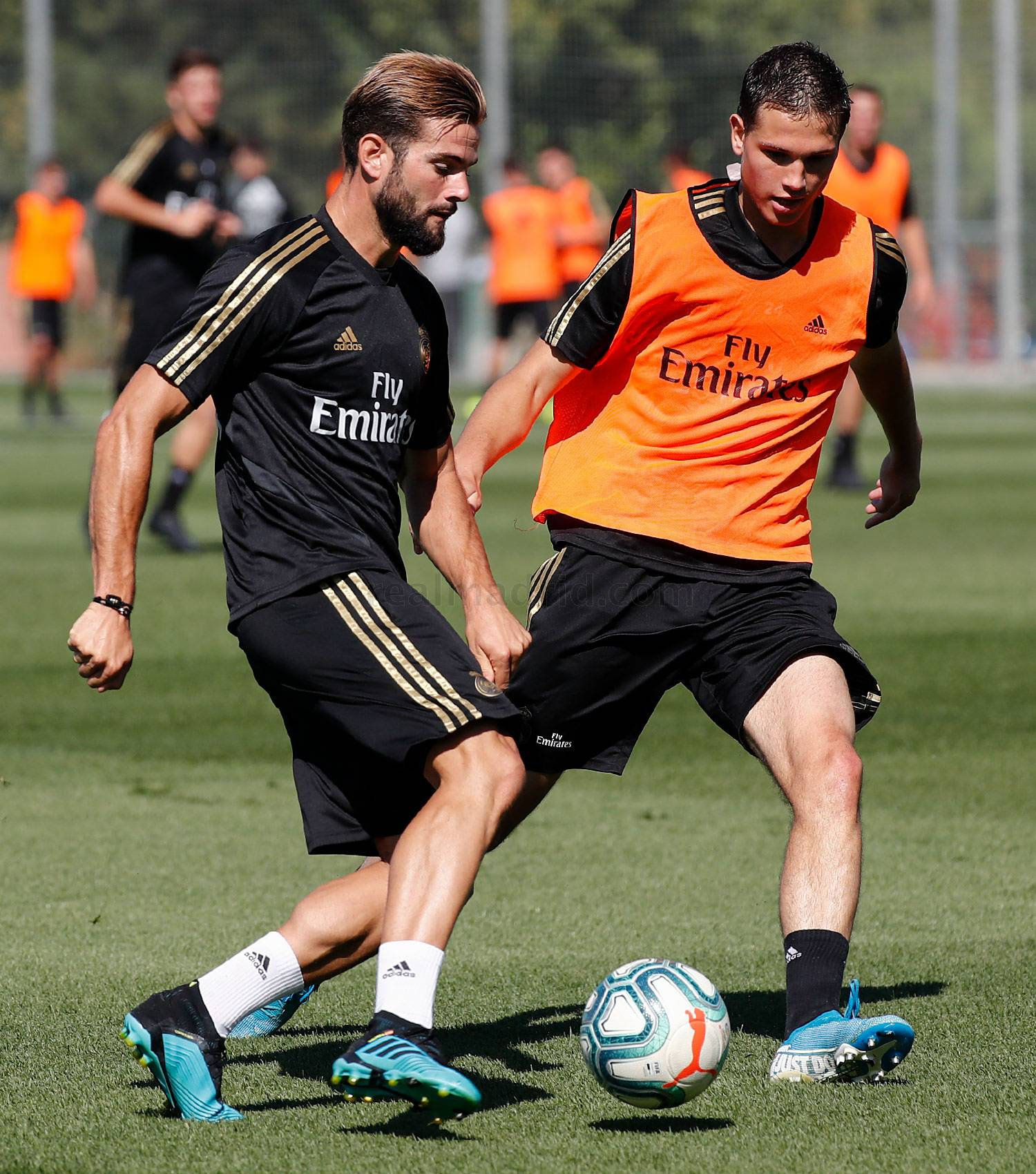 Real Madrid - Entrenamiento del Real Madrid  - 04-09-2019