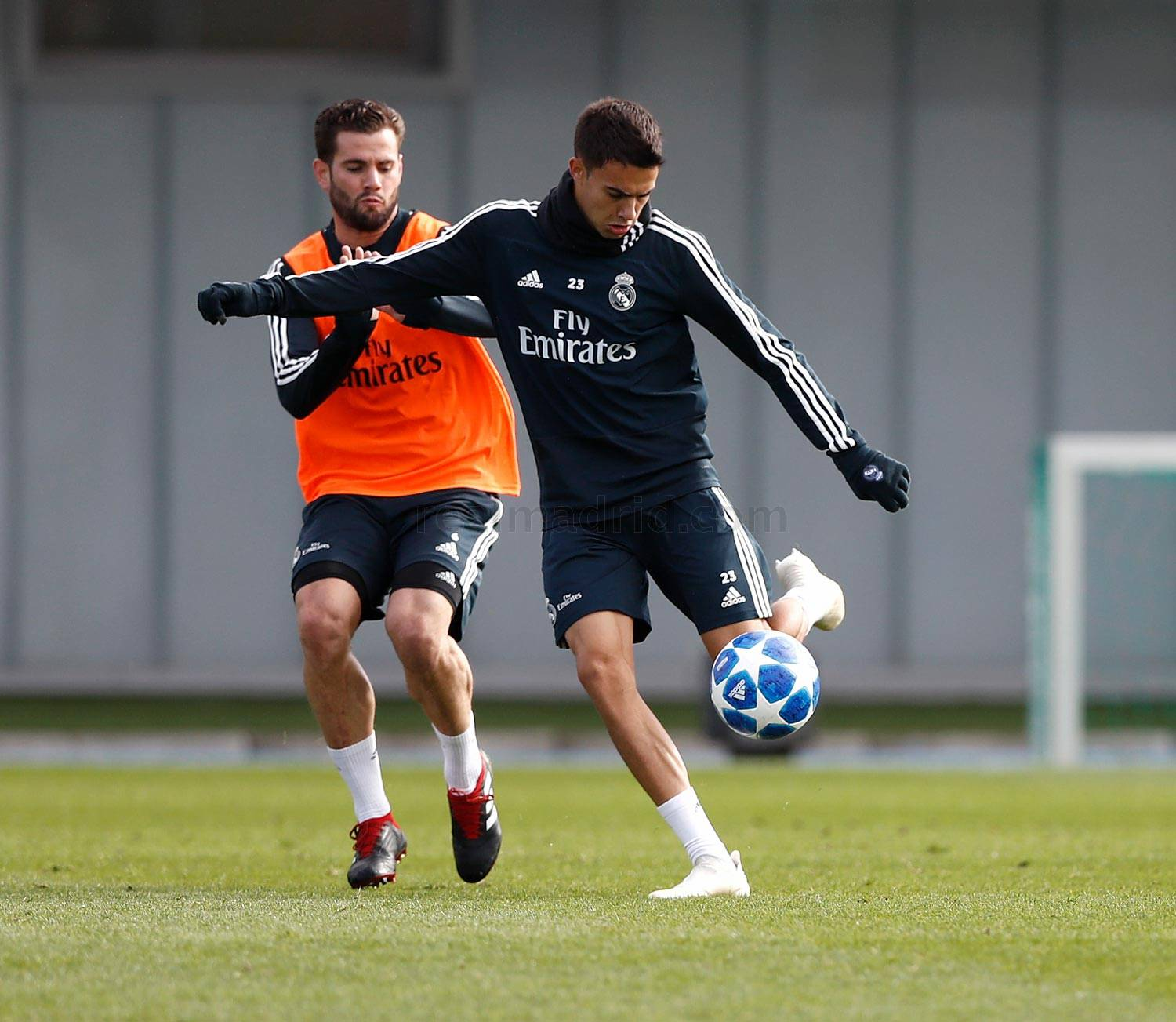 Real Madrid - Entrenamiento del Real Madrid - 05-11-2018