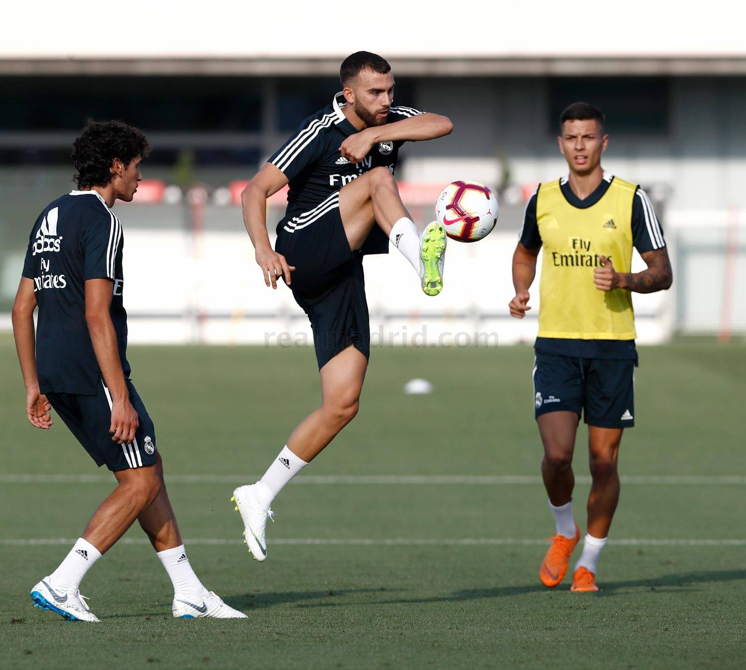 Real Madrid - Entrenamiento del Real Madrid - 16-07-2018