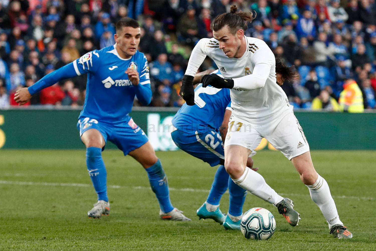 Real Madrid - Getafe - Real Madrid - 04-01-2020