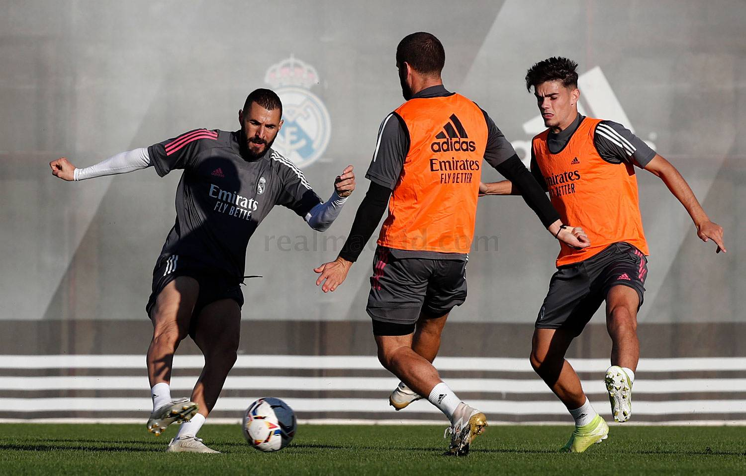 Real Madrid - Entrenamiento del Real Madrid  - 06-10-2020