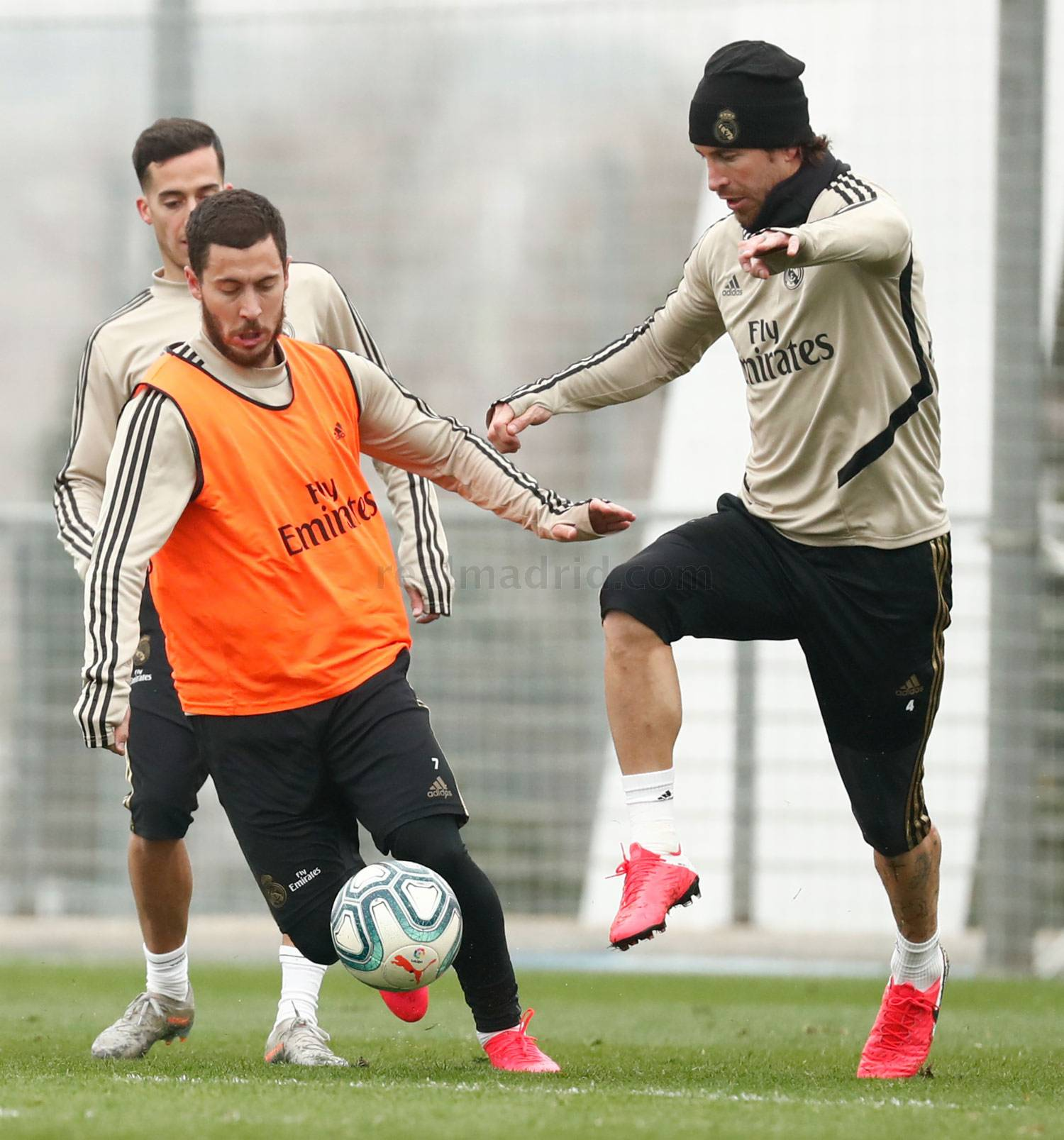Real Madrid - Entrenamiento del Real Madrid  - 08-02-2020