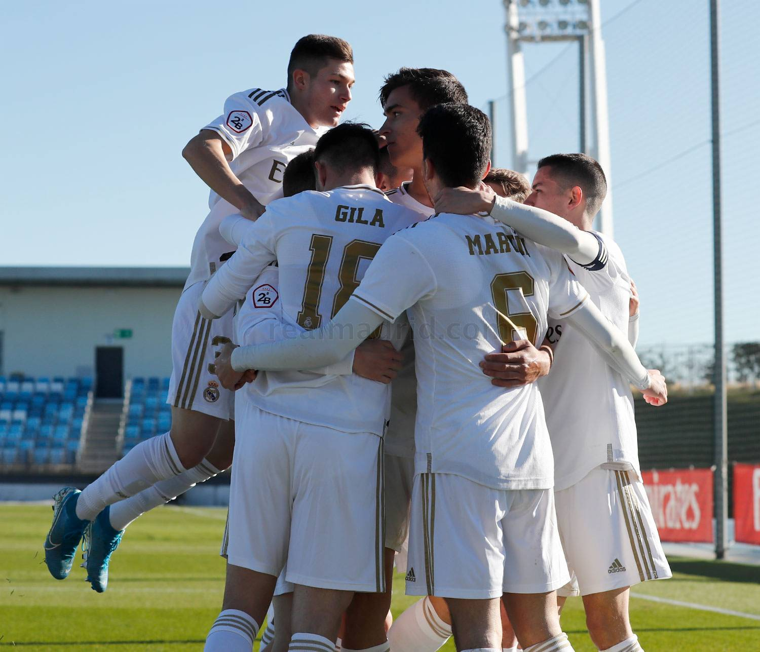 Real Madrid - Real Madrid Castilla - Melilla - 05-01-2020