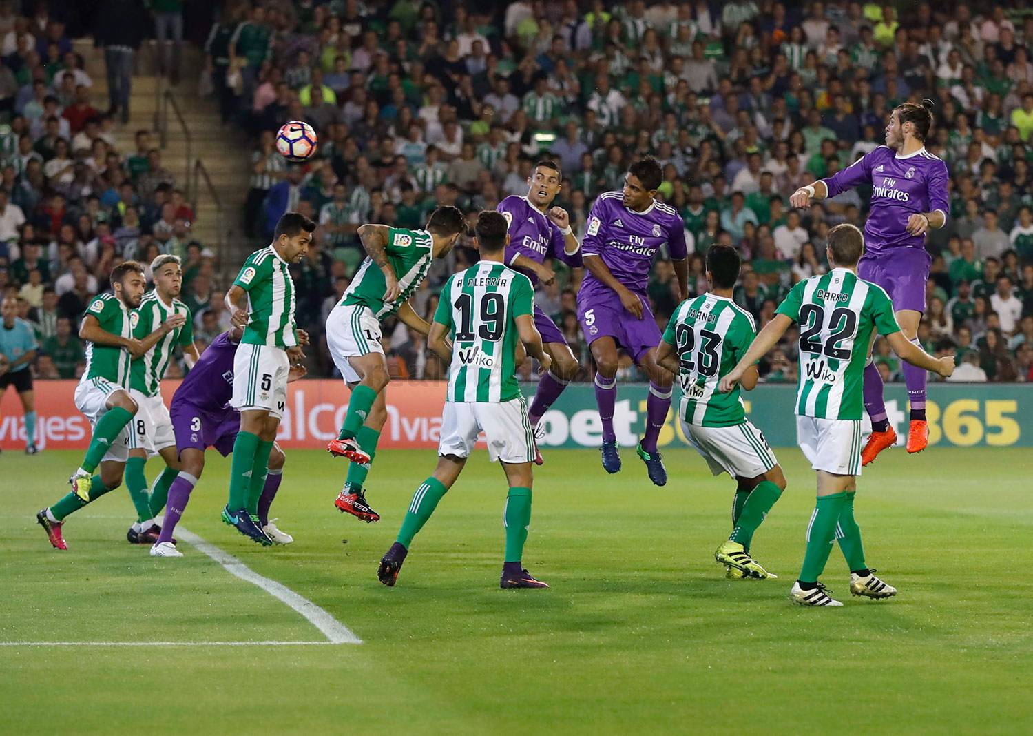 Real Madrid - Betis - Real Madrid - 15-10-2016