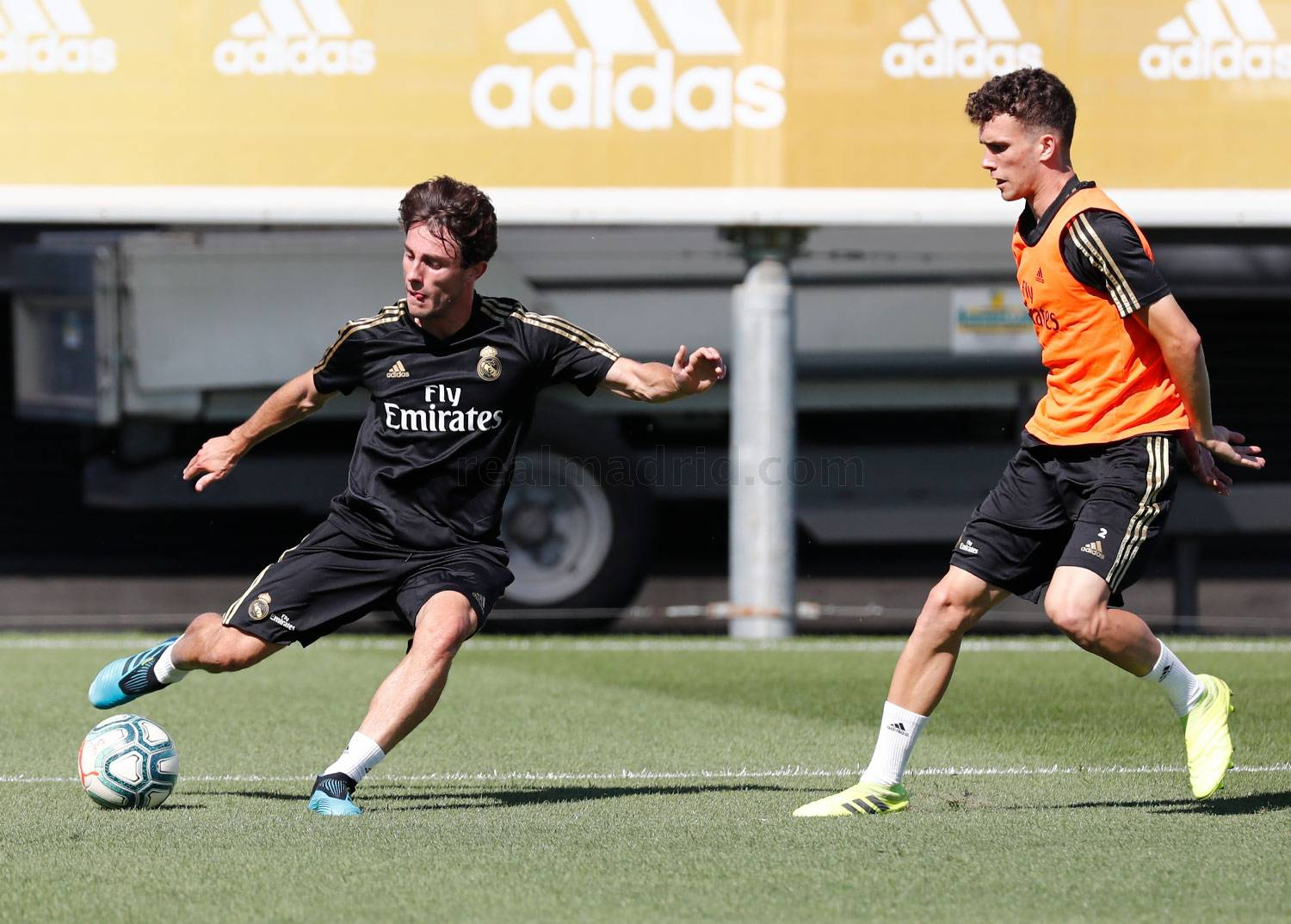 Real Madrid - Entrenamiento del Real Madrid  - 05-09-2019