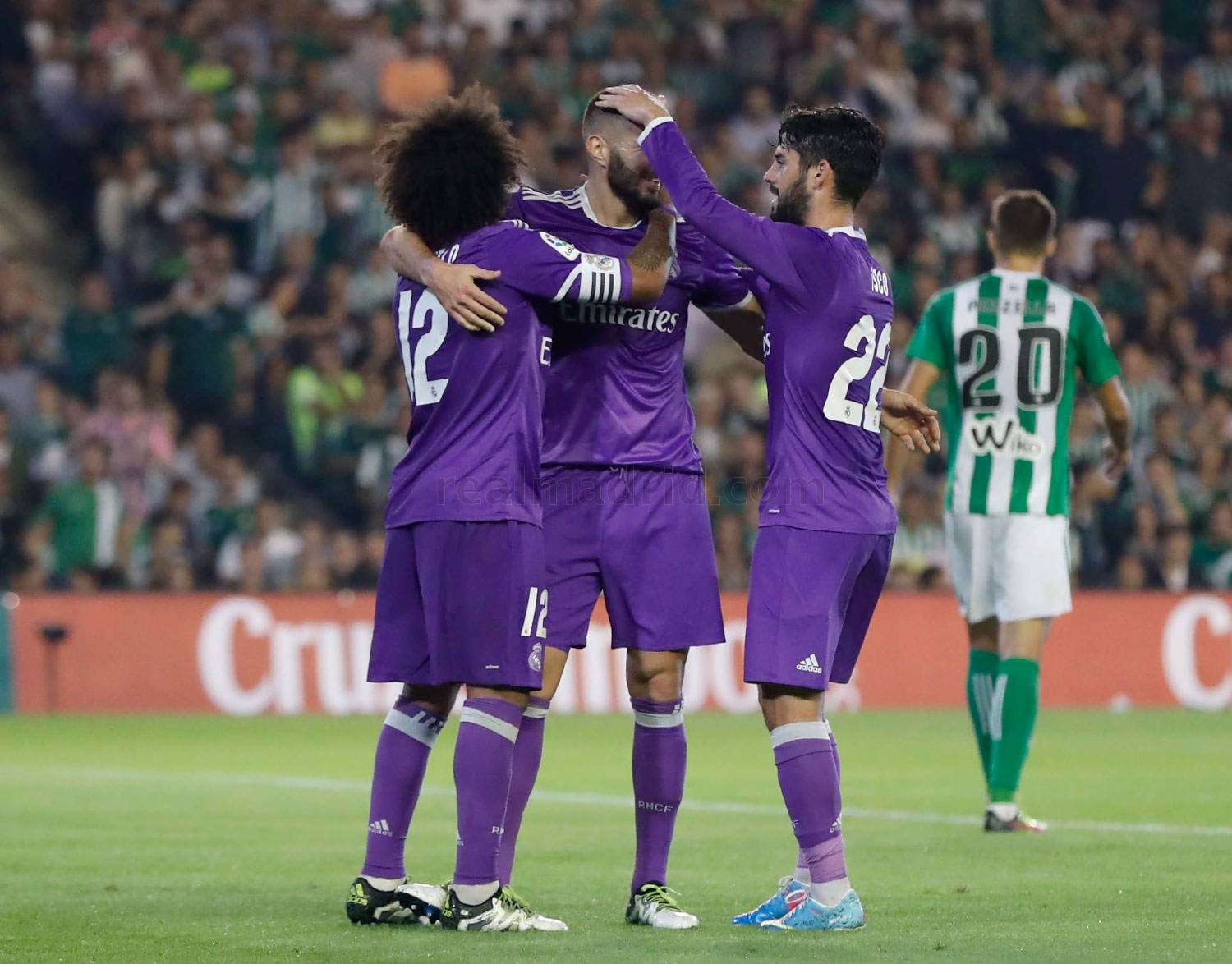 Betis - Real Madrid
