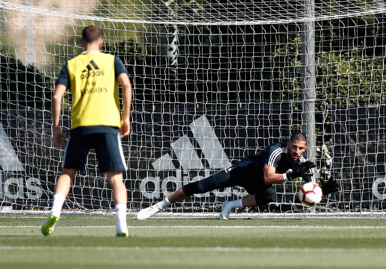 Real Madrid - Entrenamiento del Real Madrid - 17-07-2018