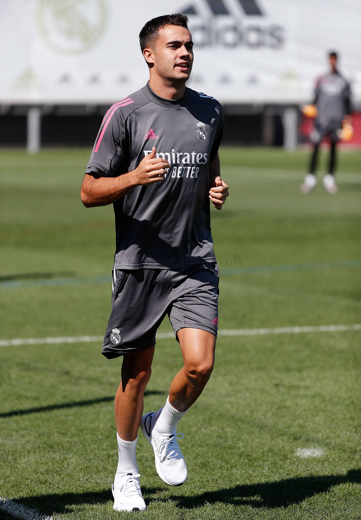 Real Madrid - Entrenamiento del Real Madrid  - 12-09-2020