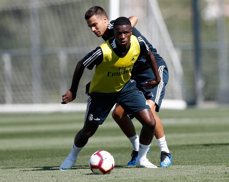 El Real Madrid inicia pretemporada bajo el mando de Lopetegui