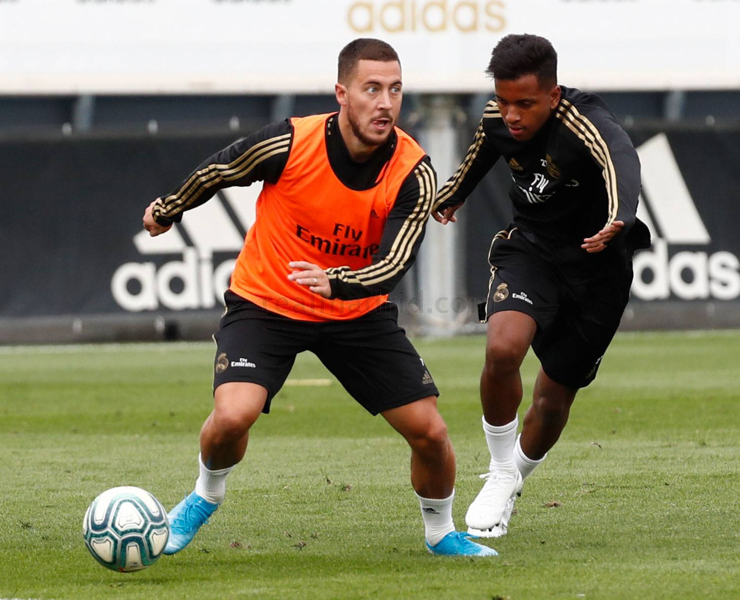 Real Madrid - Entrenamiento del Real Madrid  - 17-10-2019