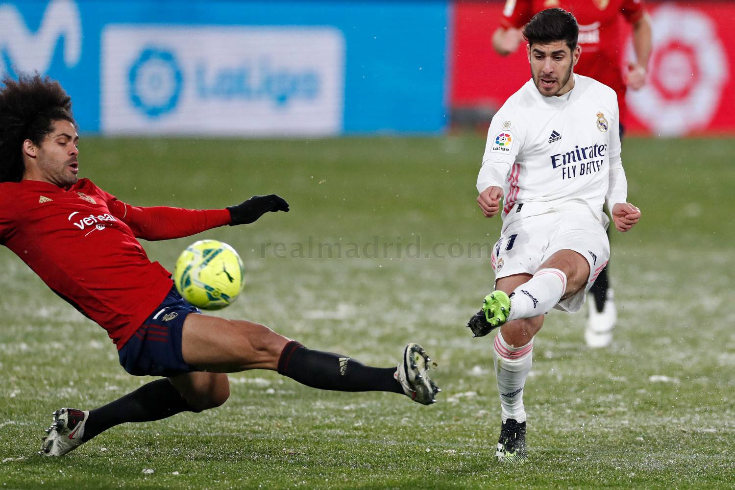 Real Madrid - Osasuna - Real Madrid - 20-01-2021