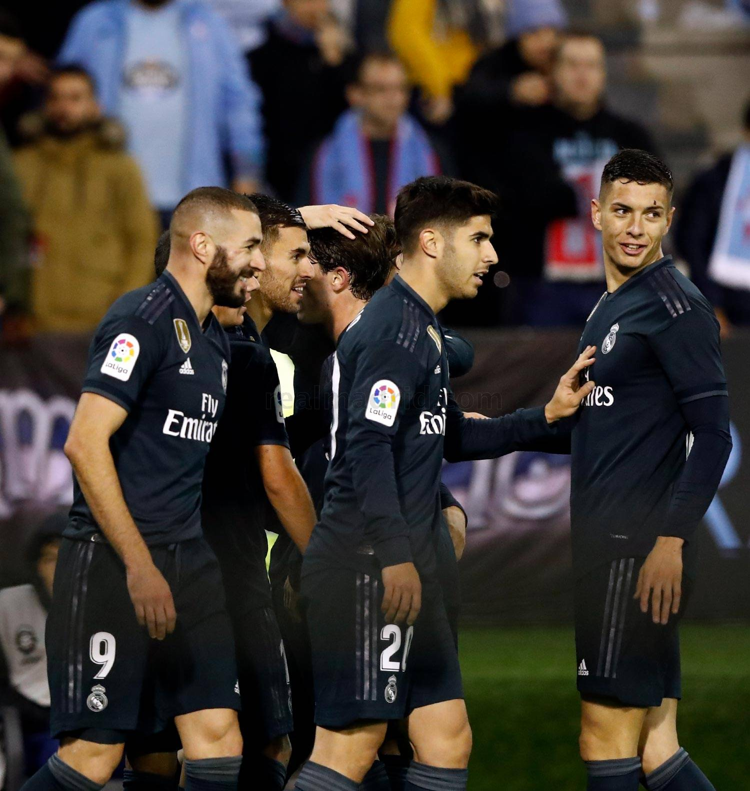 Real Madrid - Celta - Real Madrid - 11-11-2018