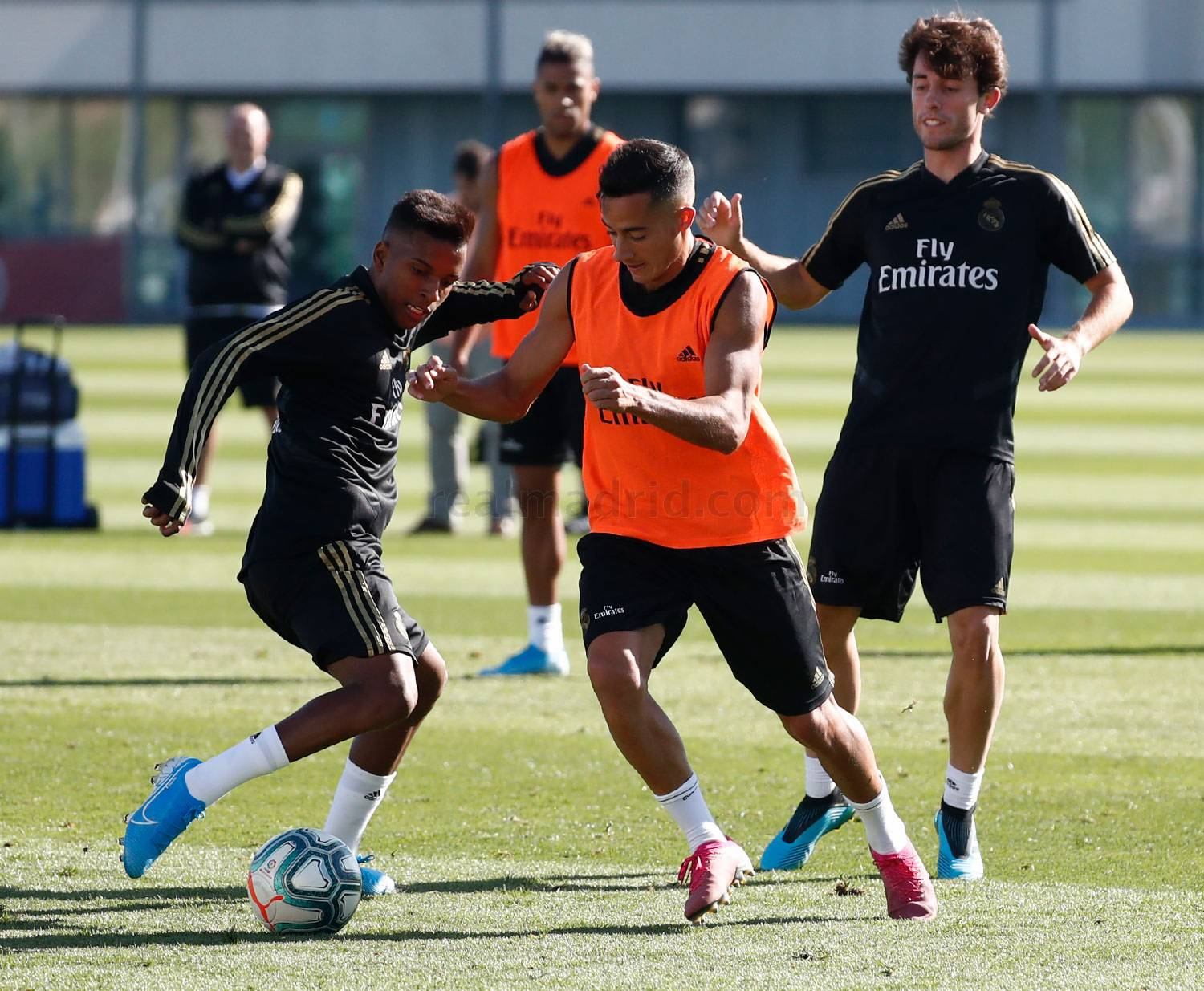 Real Madrid - Entrenamiento del Real Madrid  - 06-09-2019