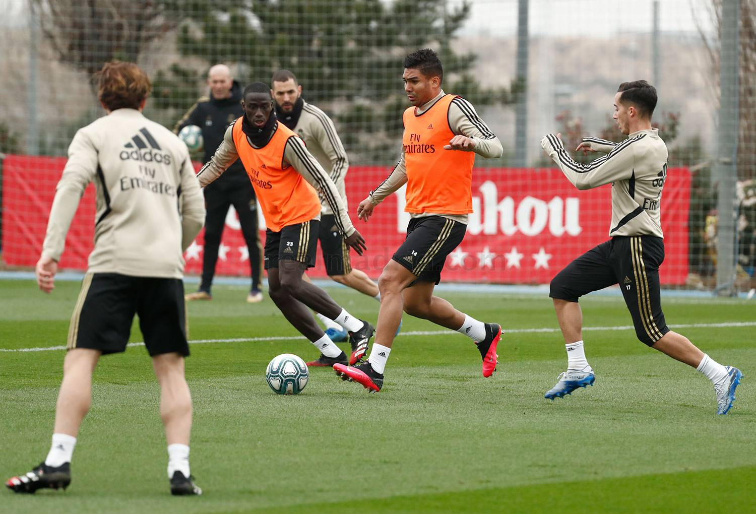 Real Madrid - Entrenamiento del Real Madrid  - 13-02-2020