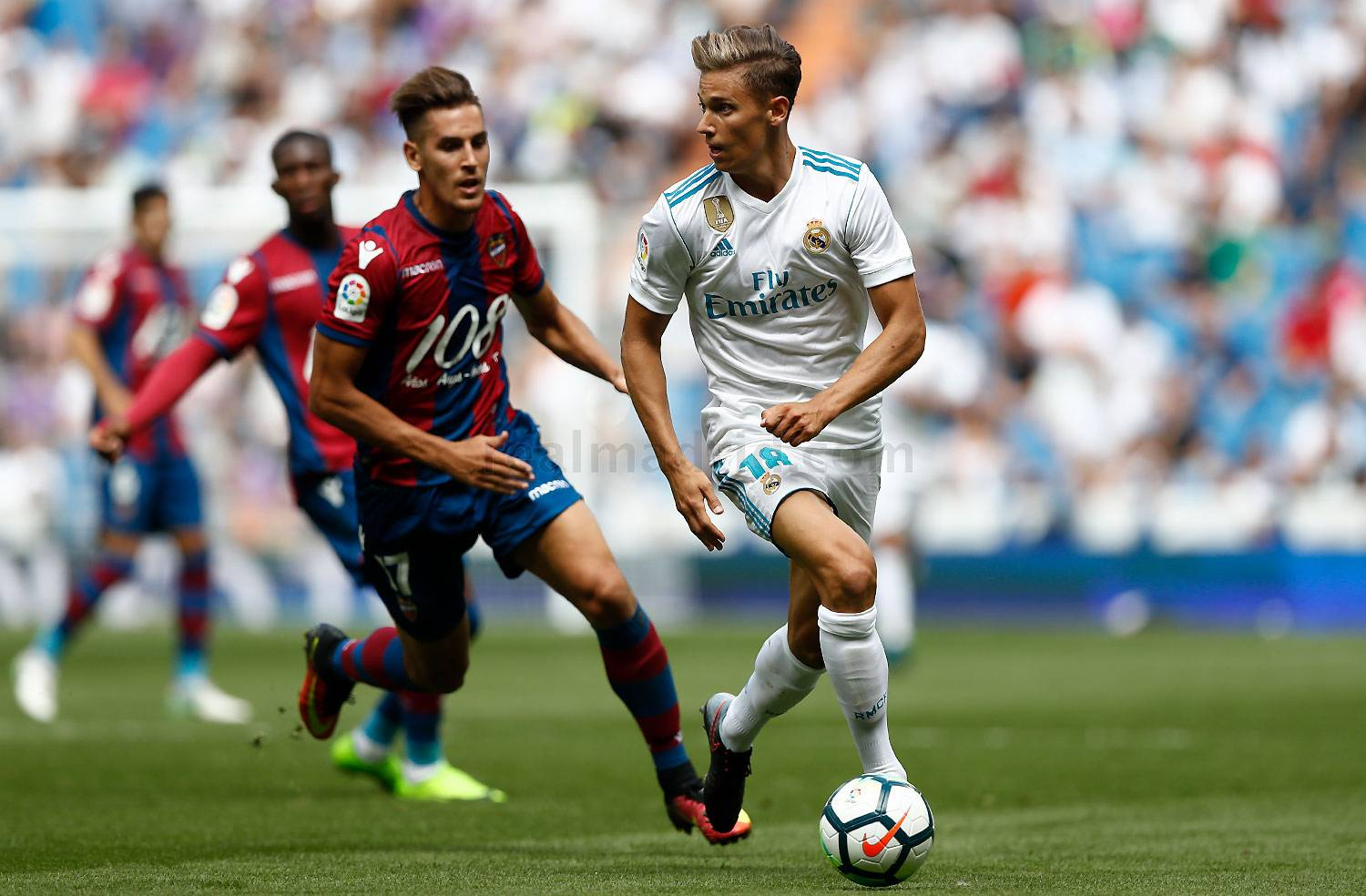 Real Madrid - Real Madrid - Levante - 09-09-2017