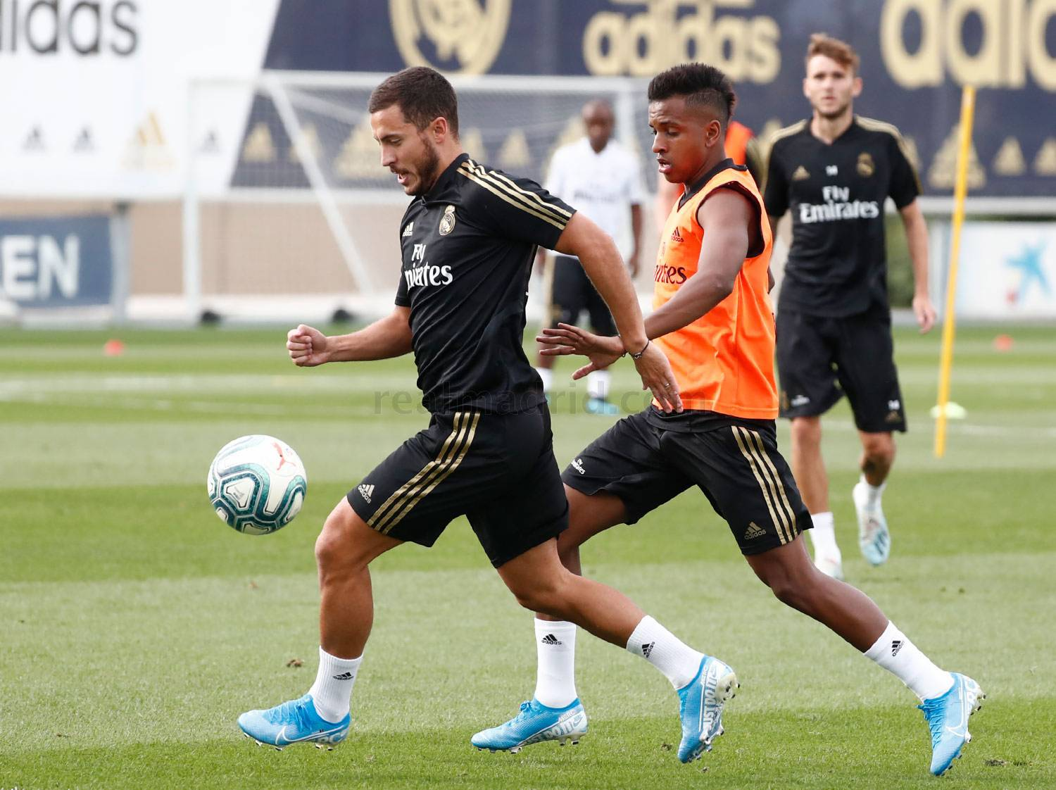 Real Madrid - Entrenamiento del Real Madrid  - 09-09-2019