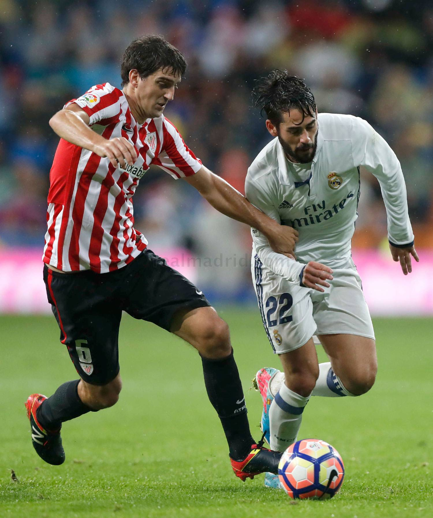Real Madrid - Real Madrid - Athletic - 23-10-2016