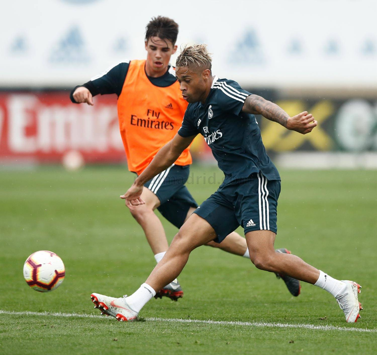 Real Madrid - Entrenamiento del Real Madrid - 11-10-2018