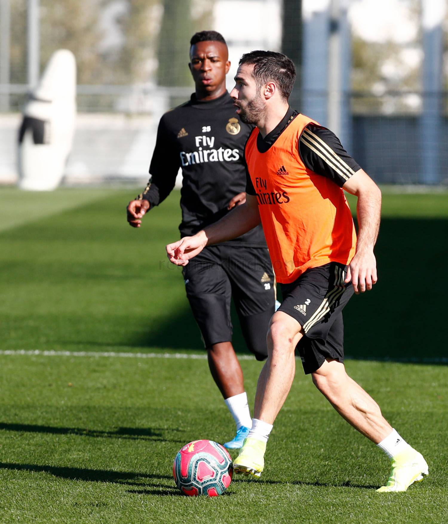 Real Madrid - Entrenamiento del Real Madrid  - 25-10-2019