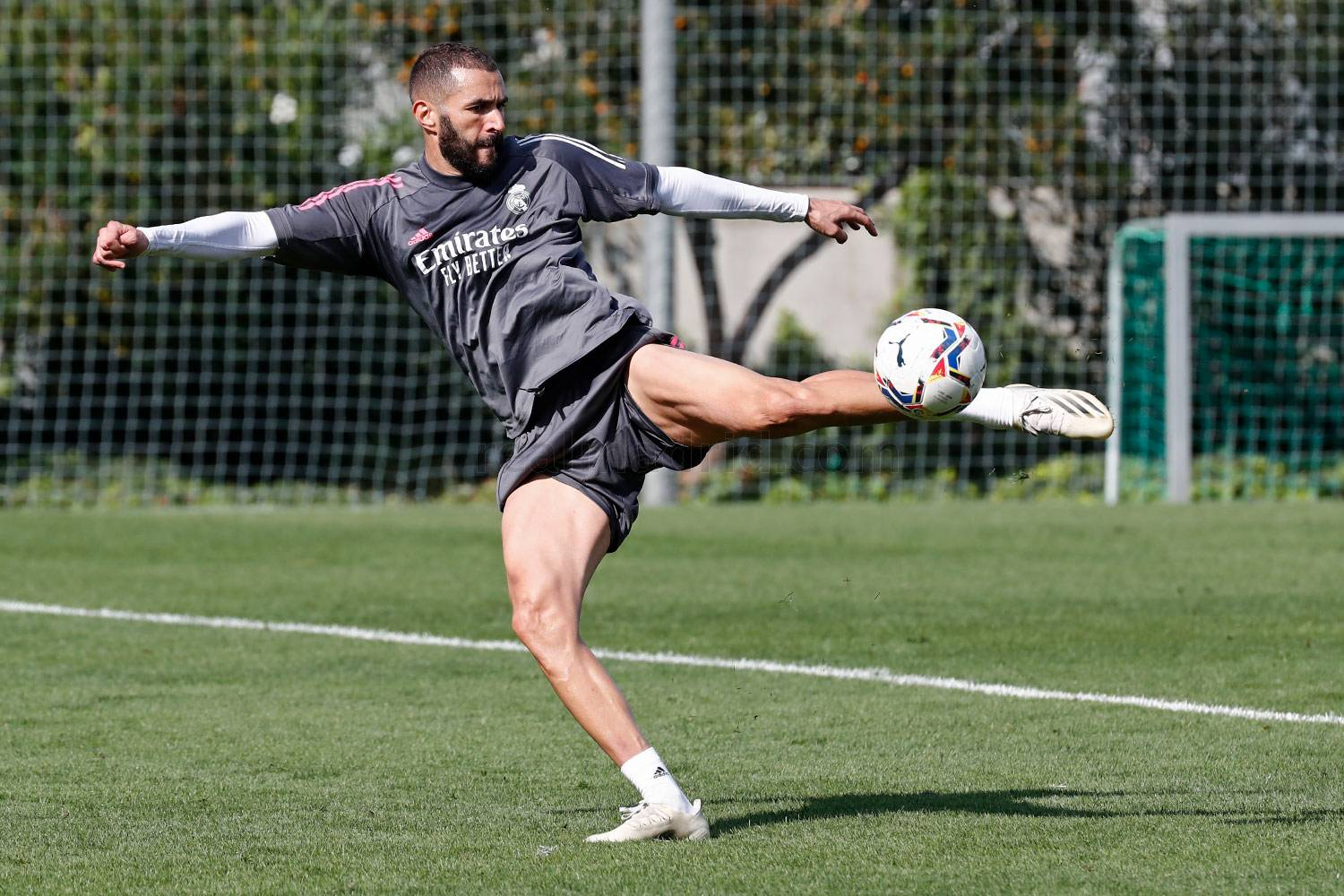 Real Madrid - Entrenamiento del Real Madrid  - 08-10-2020