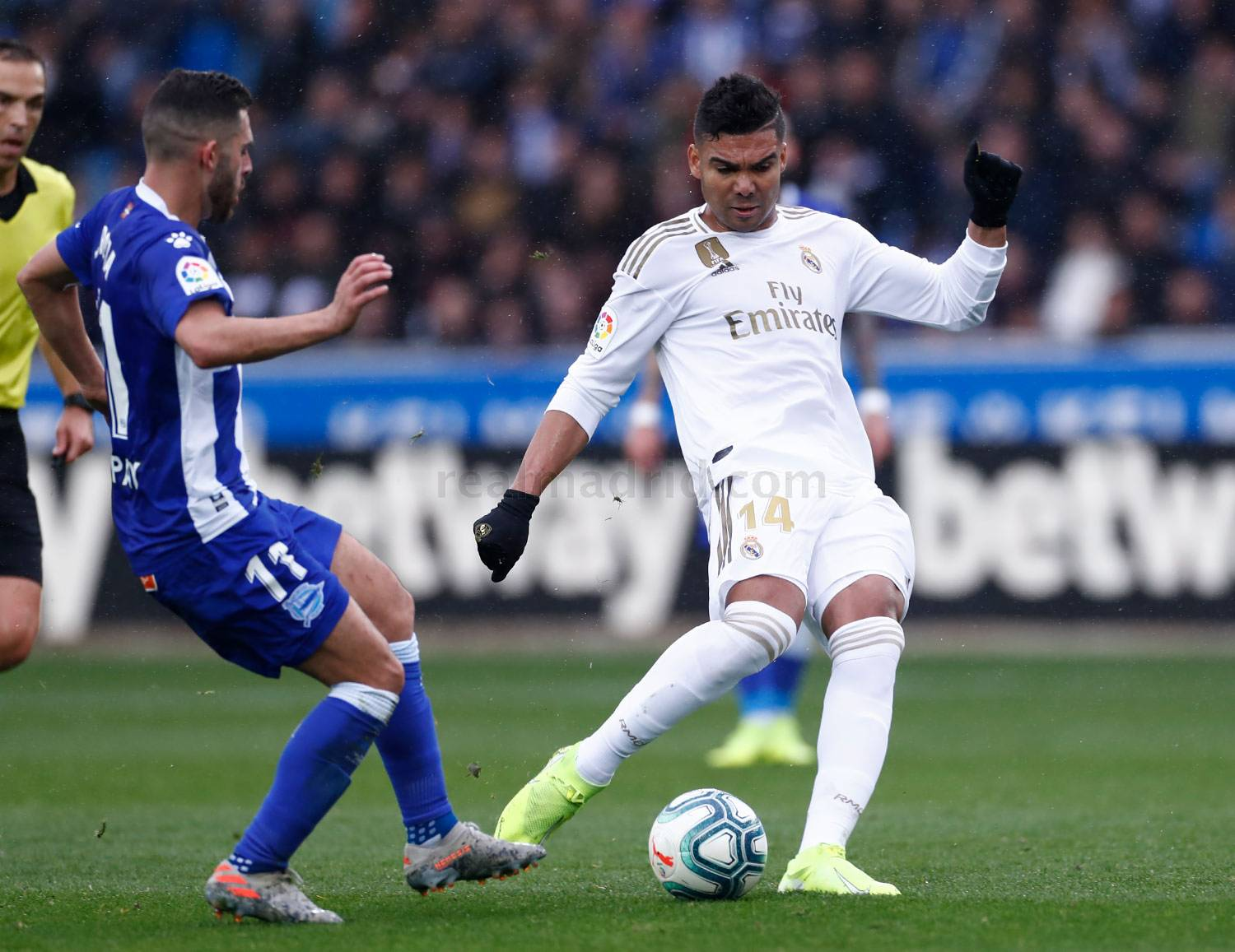 Real Madrid - Alavés - Real Madrid - 30-11-2019