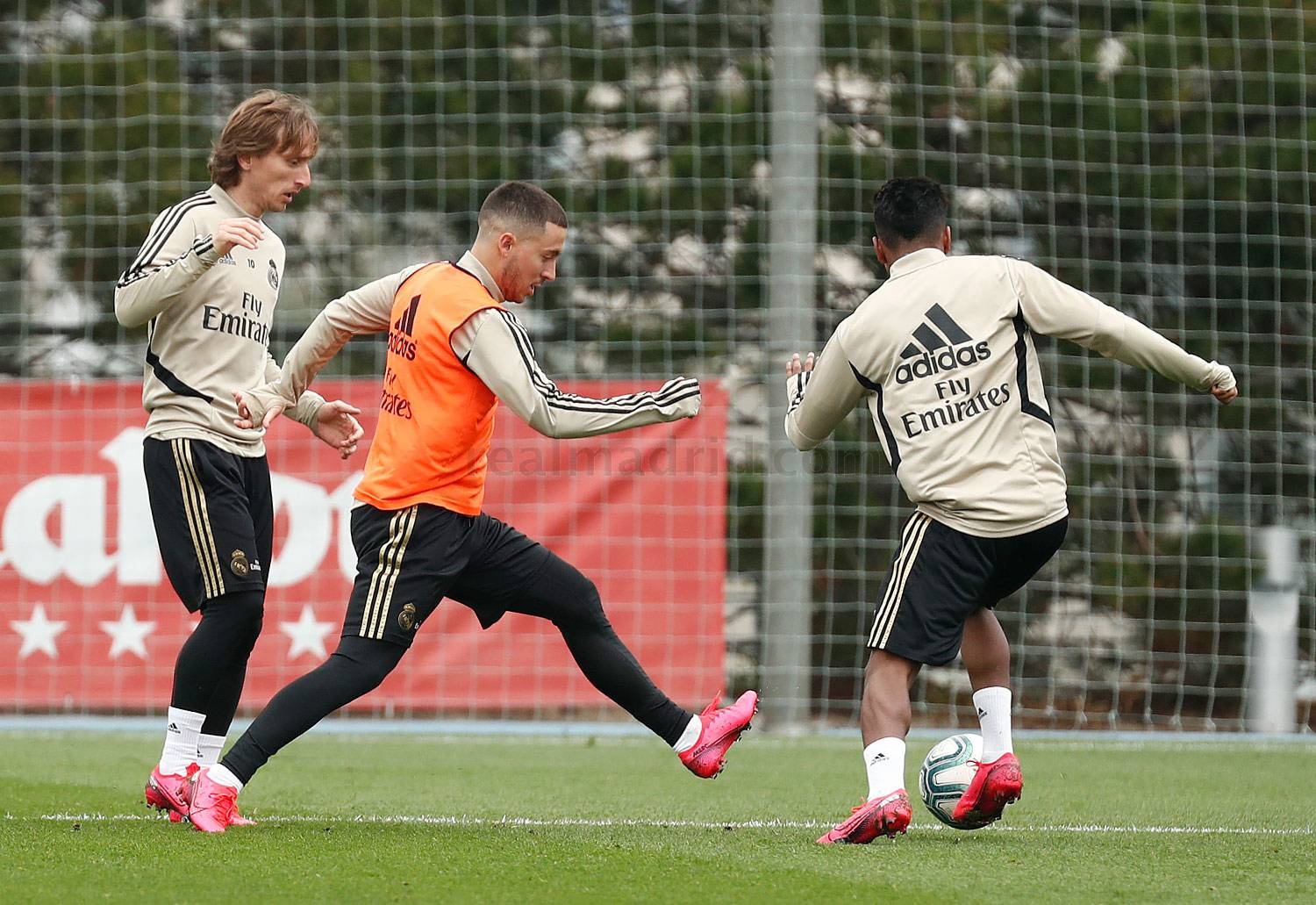 Real Madrid - Entrenamiento del Real Madrid  - 14-02-2020