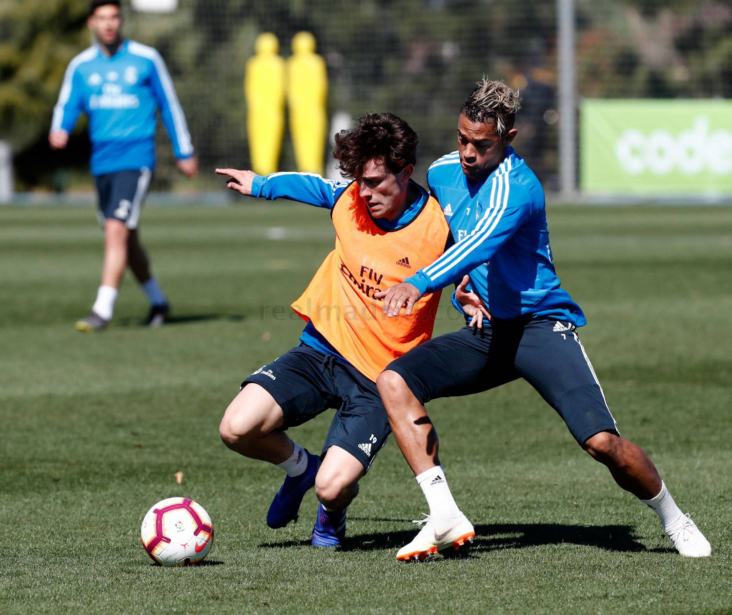 Real Madrid - Entrenamiento del Real Madrid - 13-03-2019