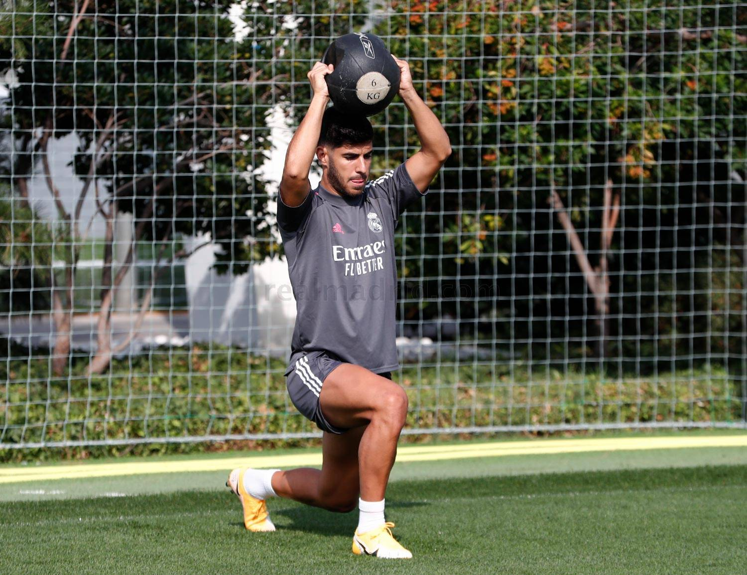 Real Madrid - Entrenamiento del Real Madrid  - 16-09-2020