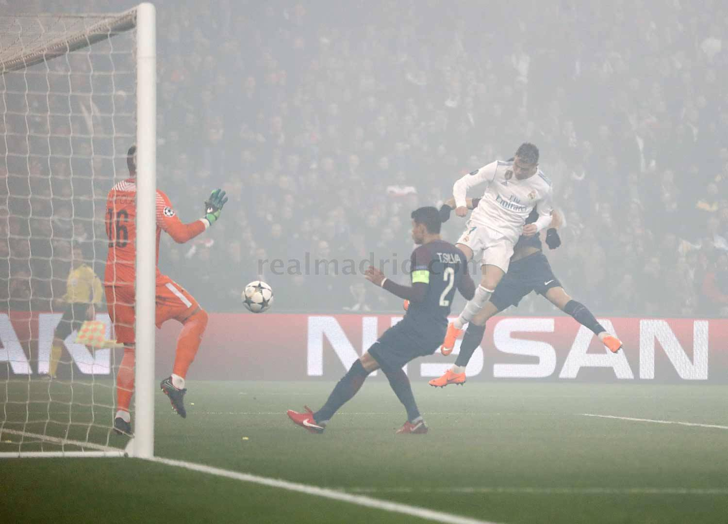 Real Madrid - PSG - Real Madrid - 06-03-2018