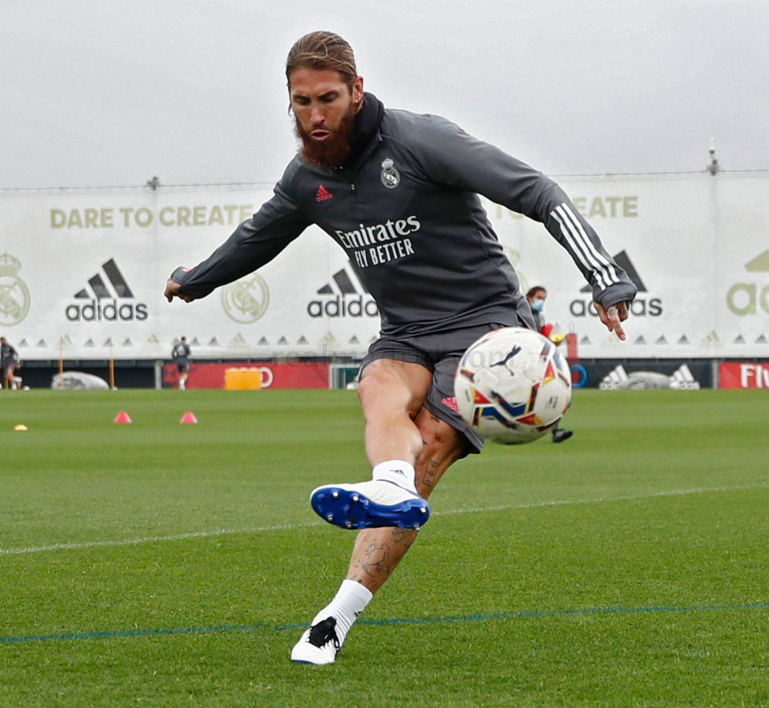 Real Madrid - Entrenamiento del Real Madrid  - 07-11-2020