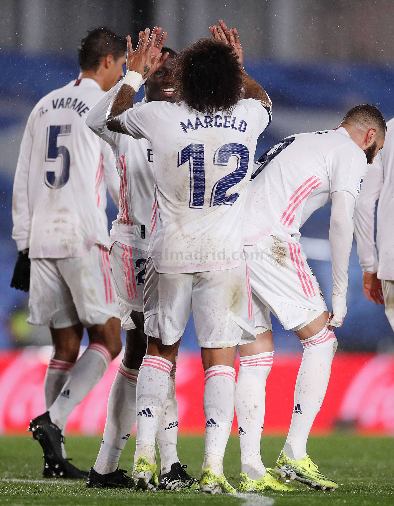 Real Madrid - Real Madrid - Getafe - 09-02-2021