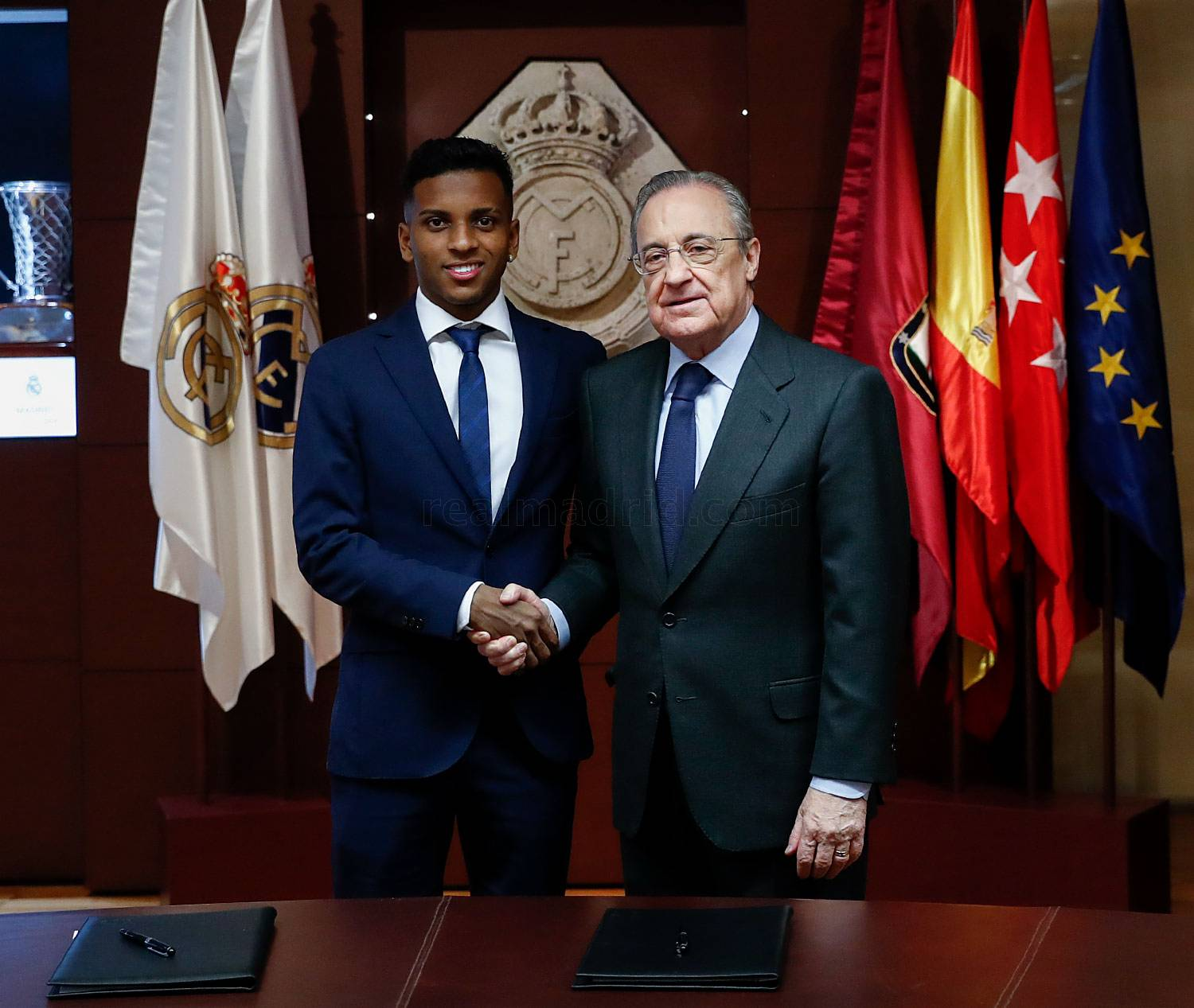 ¿Cuánto mide Rodrygo Goes? - Altura - Real height _he18919_20190618014449