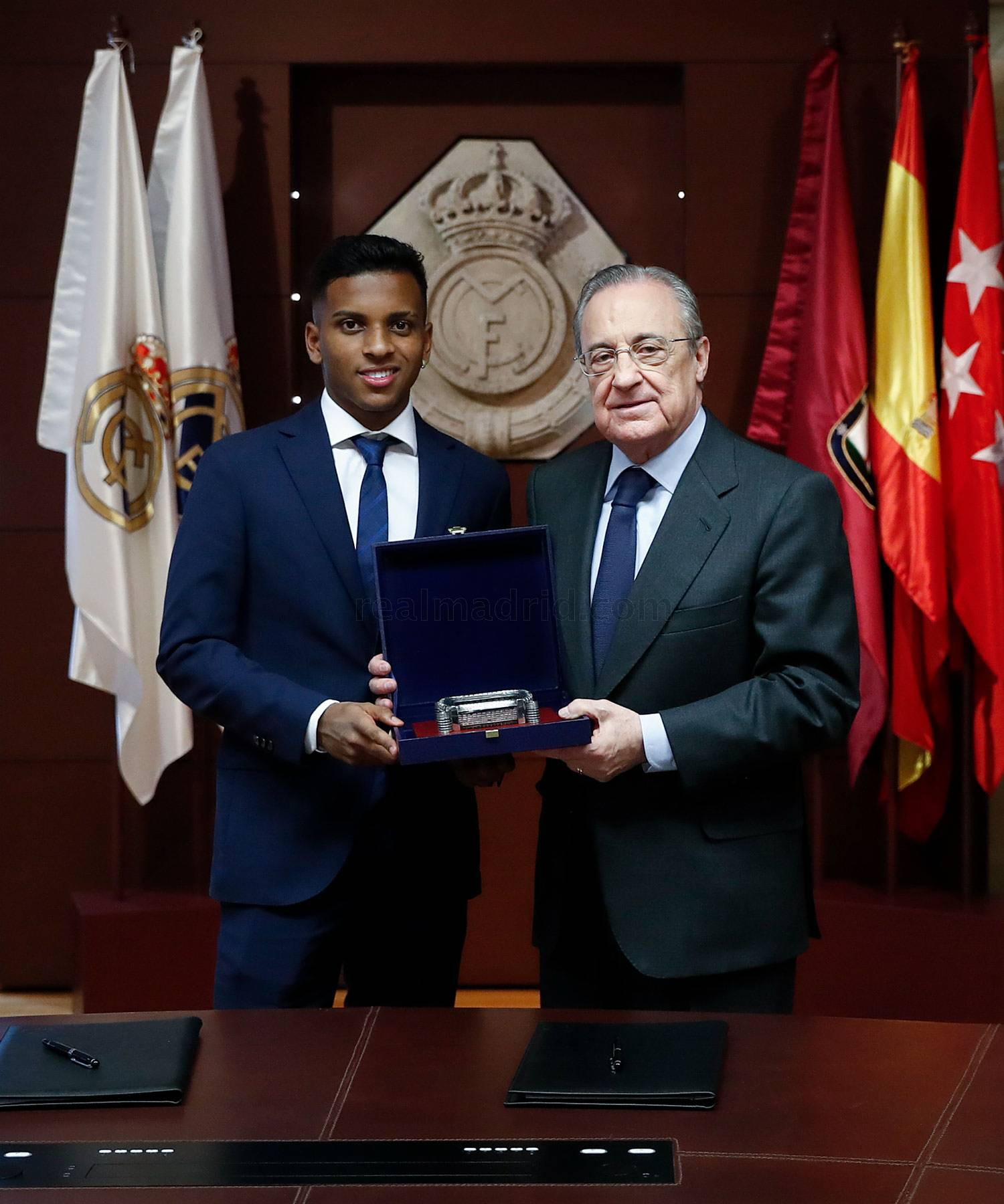 ¿Cuánto mide Rodrygo Goes? - Altura - Real height _he18925_20190618014449